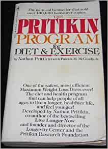 Pritikin diet pdf