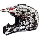 2013 Oneal 3 Series Invader Motocross Helmet - Medium