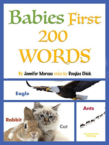 Babies First 200 Words - Children's Learning