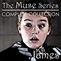 The Muse Saga: Complete Collection Audiobook by M. D. James Narrated by Micah Blakeslee