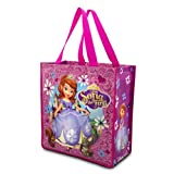 Disney reusable sofia the first trick or treat bag tote halloween