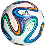 Adidas Mini Ball Brazuca, White/Night Blue/Multicolor, 1, G73636 Bild
