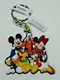Disney Parks Mickey Mouse & Friends Rubber Key Chain - Disney Parks Exclusive & Limited Availability