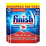 Finish All in 1 Plus Sparpack, 1er Pack (1 x 100 Tabs)