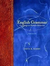 English Grammar: Language as Human Behavior