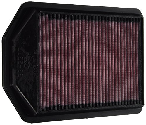 K&N 33-2377 High Performance Replacement Air Filter