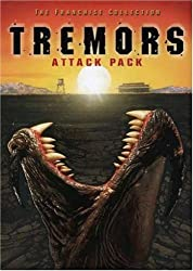 Tremors Attack Pack (Tremors/ Tremors 2 - Aftershocks/ Tremors 3 - Back to Perfection/ Tremors 4 - The Legend Begins)