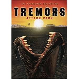 Click to buy Scariest Movies of All Time: Tremors Attack Pack from Amazon!
