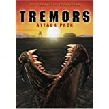 Tremors Attack Pack (Tremors / Tremors 2: Aftershocks / Tremors 3: Back to Perfection / Tremors 4: The Legend Begins) ~ Kevin Bacon