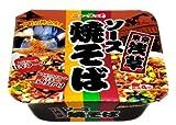 ニュータッチ 東京浅草ソース焼きそば 127g×12個