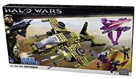Mega Bloks Halo Wars Aerial Ambush [Toy]