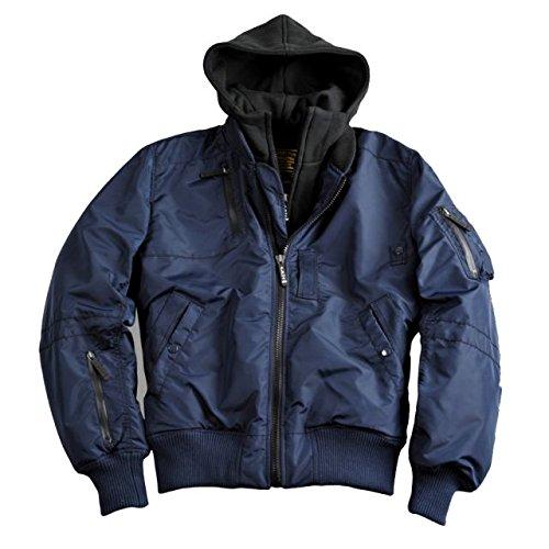 Alpha Ind. Jacke Oxygen II – rep.blue günstig online kaufen