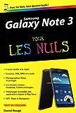 echange, troc Daniel ROUGE - Samsung Galaxy Note 3 Poche Pour les Nuls