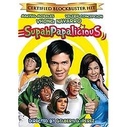 Supahpapalicious - Philippines Filipino Tagalog DVD Movie