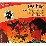 Harry Potter ET LA Coupe De Feu - MP3 CD