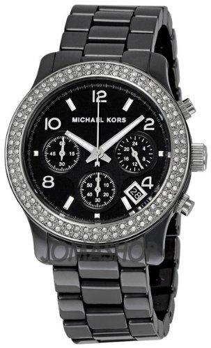 michael kors womens watch mk5190 best price black