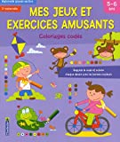 Mes jeux et exercices amusants, Maternelle grande section : Coloriages cod�s