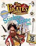 The Pirates! Sticker Scene Book (1408829878) by Defoe, Gideon