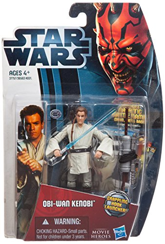 Star Wars 2012 Saga Movie Legends Action Figure ObiWan Kenobi