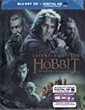 The Hobbit: An Unexpected Journey Extended Edition 3D / Digital Ultraviolet Blu-ray SteelBook