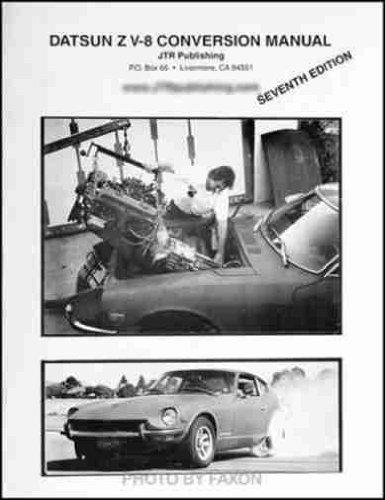 Datsun Z V-8 conversion manual (Datsun 240z Model Car compare prices)