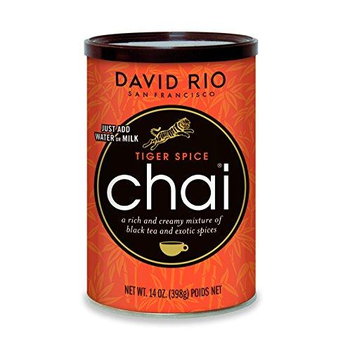 David Rio Chai Mix, Tiger Spice, 14 Ounce