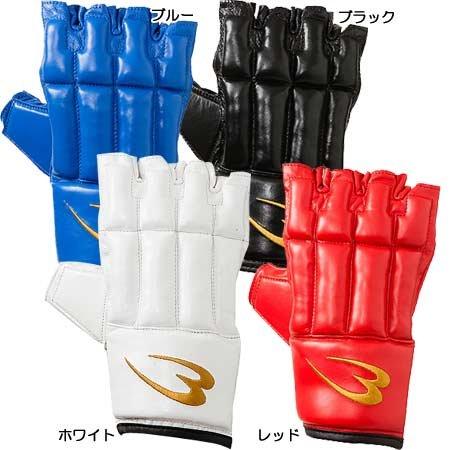 Body maker (BODYMAKER) punching gloves F NEO 3CPFN red F