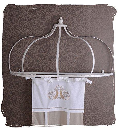 Baldachin-Himmelbett-Betthimmel-als-Krone-Zierkrone-oder-Bettkrone-im-Shabby-Chic-Stil-Palazzo-Exclusive