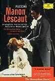 echange, troc Puccini - Manon Lescaut / Scotto, Domingo, MET, Levine, Menotti (Coffret 2 DVD)