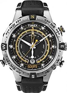 Timex Compass Wristwatch for Him Compass, tides, thermoeter