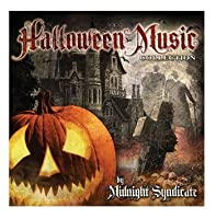 Halloween music collection CD by Midnight Syndicate