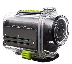CONTOUR Contour Plus 2 - Camcorder - High Definition + JumpDrive S50 USB key - 64 GB - purple