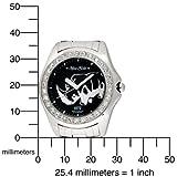 Marc Ecko Men's E95016G4 Silver Stainless Steel Rhino Logo Watch