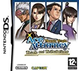 Ace Attorney: Trial And Tribulation Nintendo DS