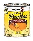 Rust-Oleum Zinsser 308 1-Pint Bulls Eye Clear Shellac Spray