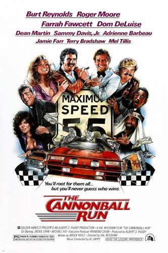 The Cannonball Run Cover
