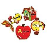 Skillofun Skillofun Alphabet Picture Puzzle Multi Color