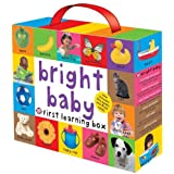 Bright Baby First Learning Boxed Set ~ Roger Priddy