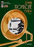 img - for Music Minus One Trombone: Easy Trombone Solos Vol.II book / textbook / text book