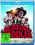 Blazing Saddles - Der wilde Wilde Westen [Blu-ray]