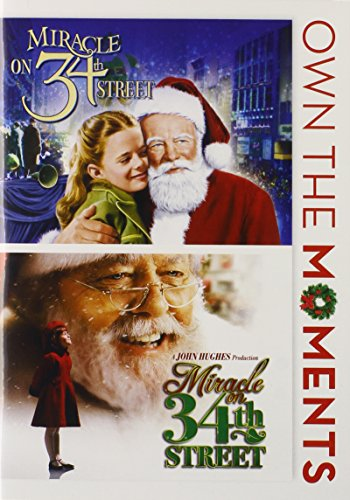 Miracle On 34th Street Double Feature 1947 1994