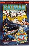 Batman The Caped Crusader-Commodore 64/128k- Cassette video game