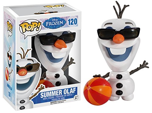 1 X Disney Frozen Summer Olaf Pop! Vinyl Figure - 1