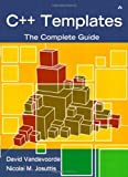 img - for C++ Templates: The Complete Guide 1st (first) by Vandevoorde, David, Josuttis, Nicolai M. (2002) Hardcover book / textbook / text book