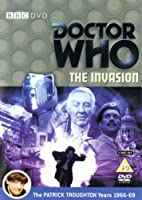 Doctor Who - The Invasion [Import anglais]