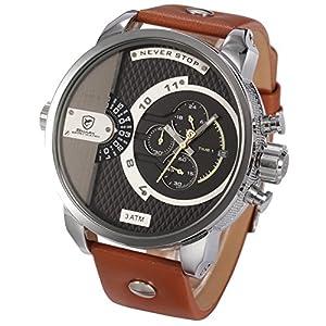 Be-Shark Men's Sport LED Watch SH162be