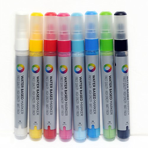 mtn-3mm-water-based-paint-markers-8-pack-by-montana-colors