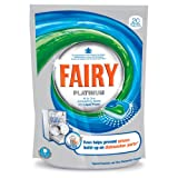 Fairy Platinum Original Dishwasher Tablets 20 Washes