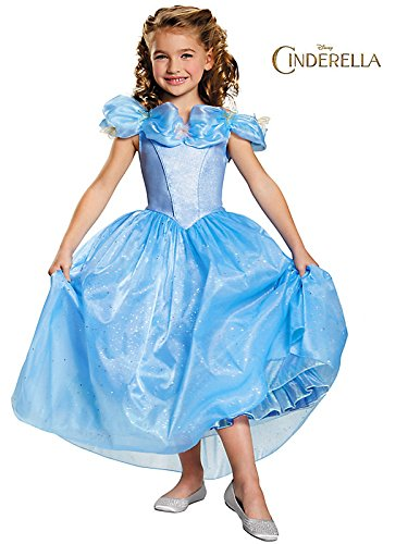 Cinderella Movie Prestige Costume for Girls