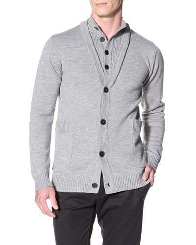 adidas SLVR Men's Knit Cardigan